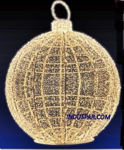 Bola de Natal 3,00 Metros Gigante Europa Charm