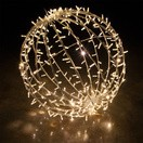 FI-131/030 - Bola de Natal  120 cm Esfera Gigante 3D Iluminada Led