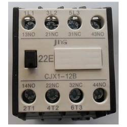 Contator de Potência Tripolar JNG CJX1-12B CA~ 110V