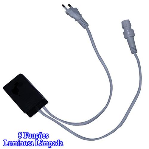 023-ML Mangueira Luminosa Led - Controle Sequencial para até 10 Metros -