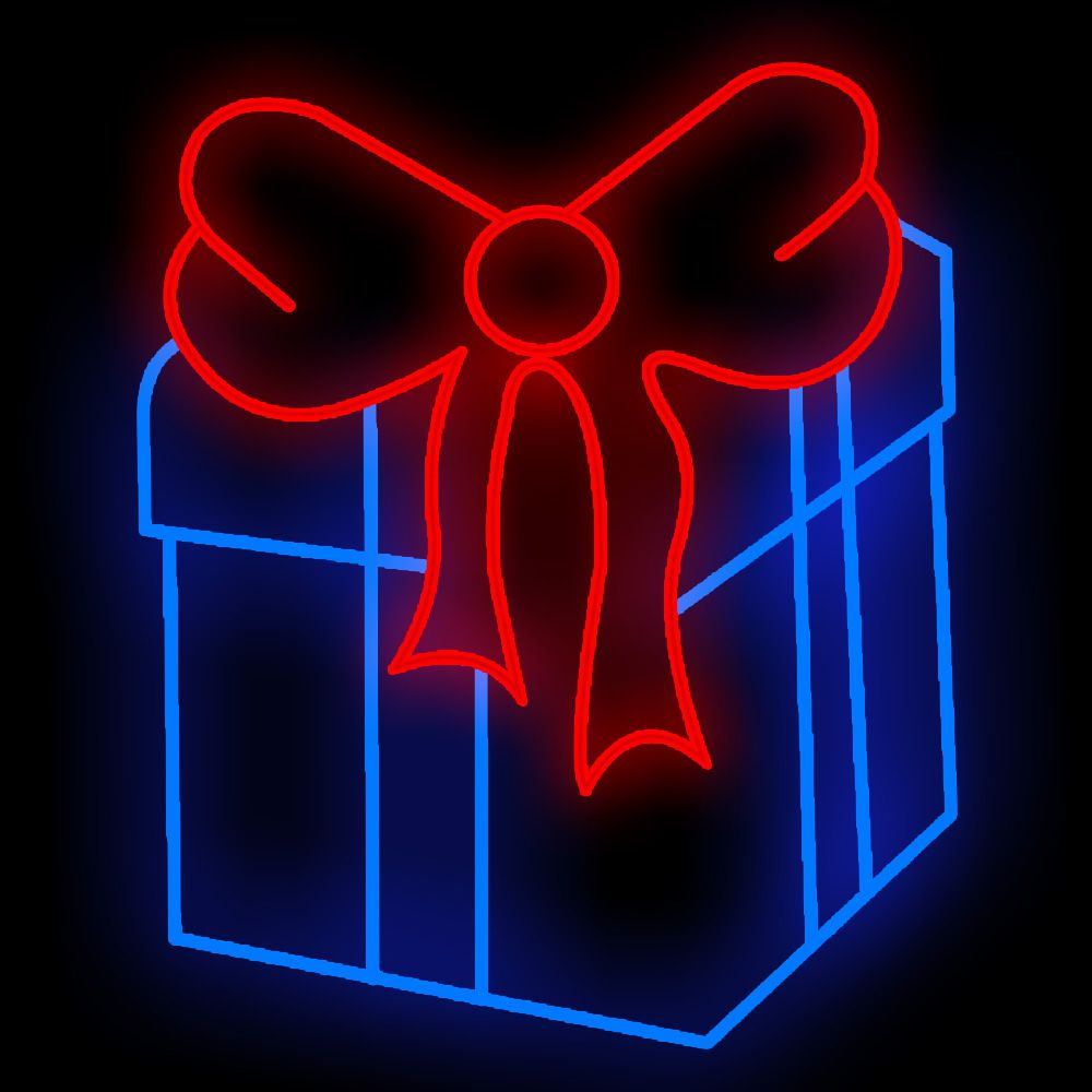 FI-010 - Caixa de Presente  (veja opções)