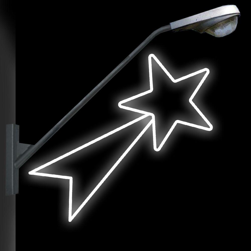 FI-028 - Estrela Cometa 5 Pontas   (veja opções)