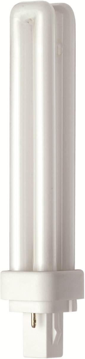 Lâmpada Compacta PL 18W - 2 Pinos 2700K
