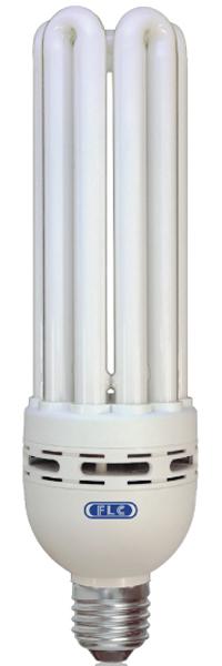 Lâmpada Econômica  60W 4U 220V Branco Frio - E-27 FLC - LL02T