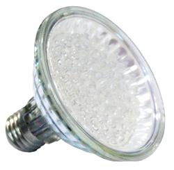 LL05 - Lâmpada PAR 30 Led Branca 3W 60 LED 220V