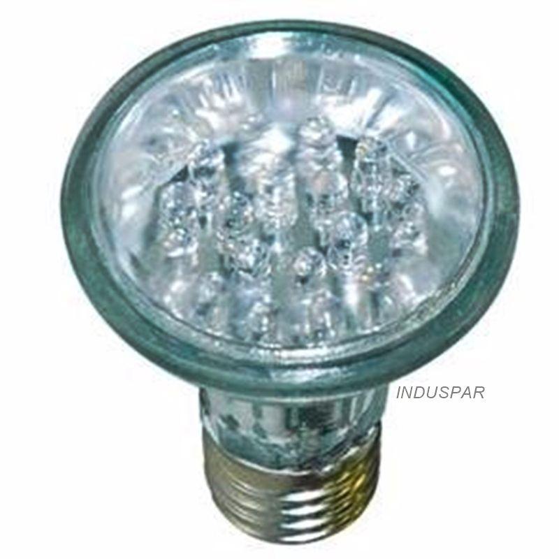 Lâmpada PAR 20 Led Branca 1W 18 LEDs 220V