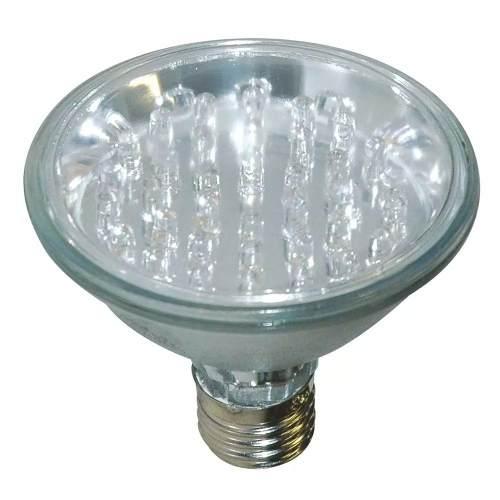 LL05 - Lâmpada PAR 38 Led Branca  1,5W 36 LEDs 127V