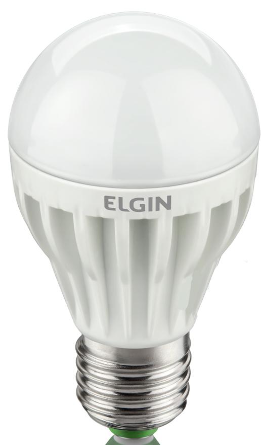 Lâmpada Bulbo A55 7W LED 6500K E27 Bivolt