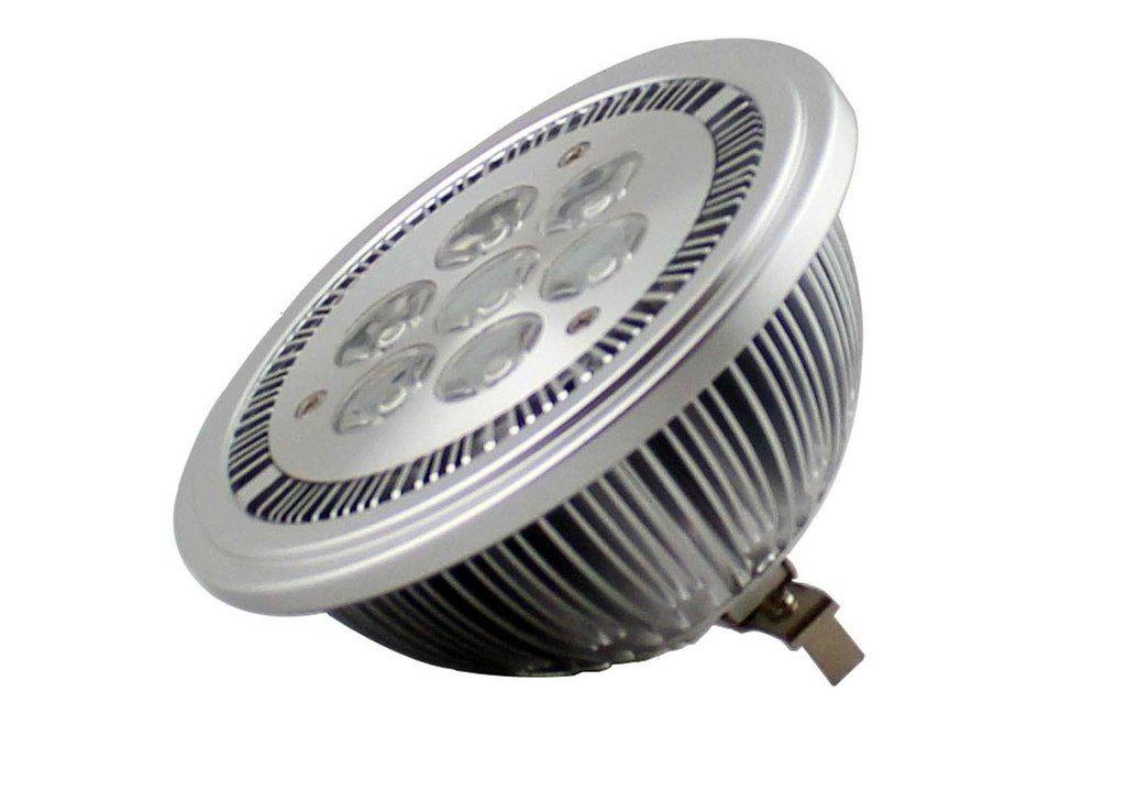 Lâmpada  AR 111 LED   6W 3000K 12V GU53 - FTS A032