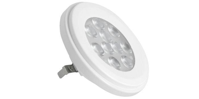 Lâmpada  AR 111 LED  11W 3000K 12V