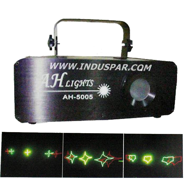Laser Desenho Verde/Vermelho - Bivolt - AH-5005 - Ah Light