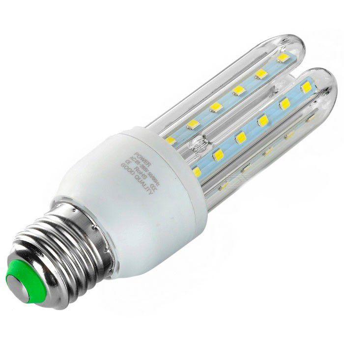 LL02 - Lâmpada   5W Led Milho Branco Frio