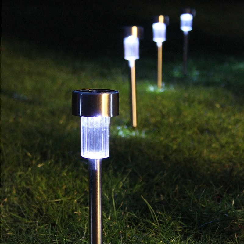 Luminária de Jardim Solar - EC 23201 - Ref. 1387