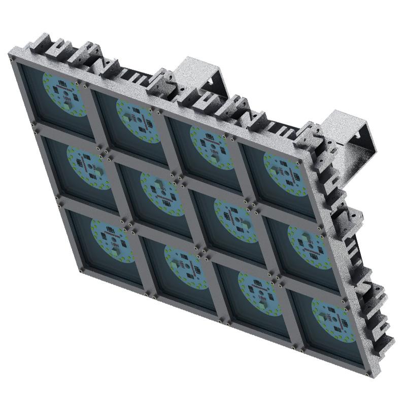 Luminária Industrial Led 216W Modular