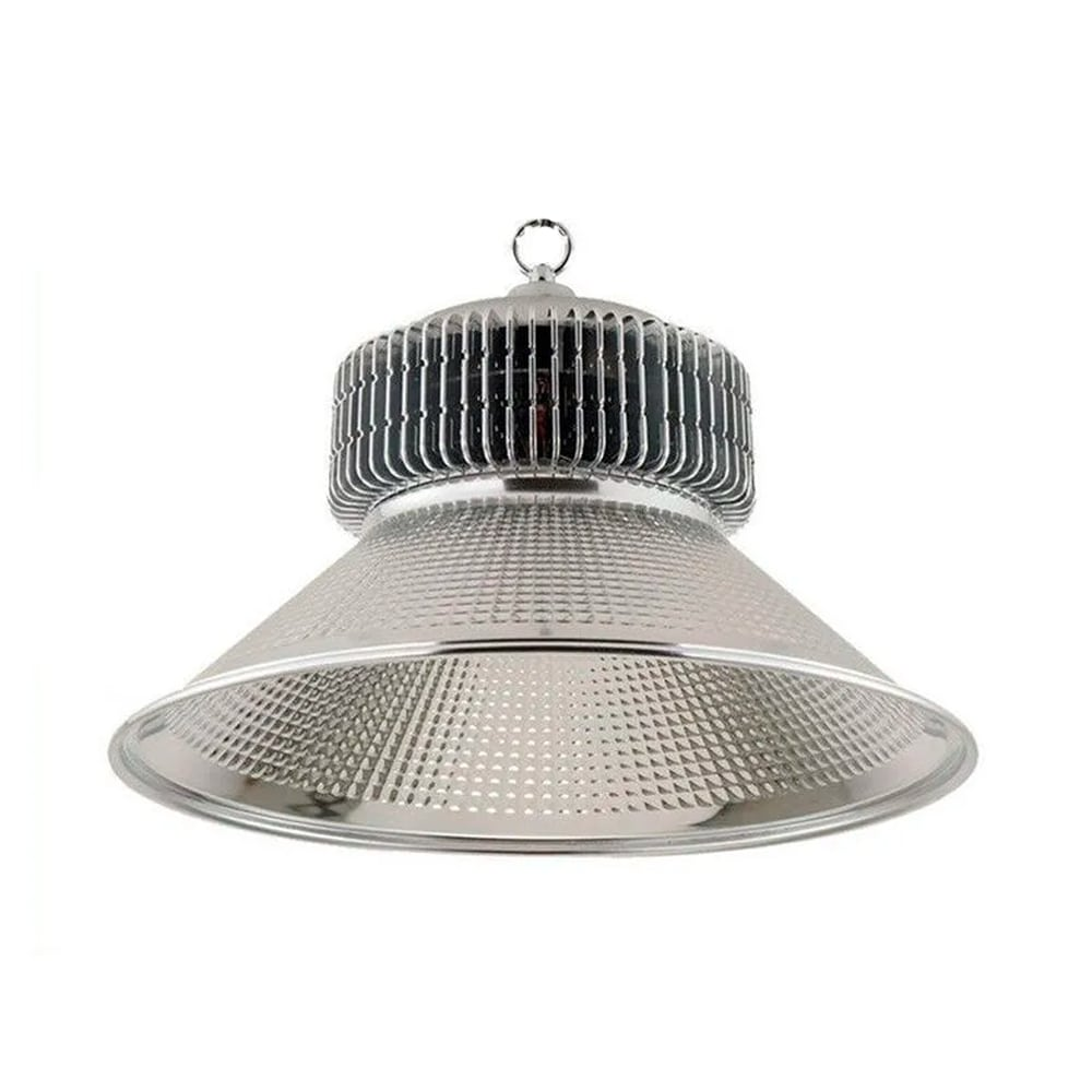 Luminária Industrial LED High Bay Light  50W Branco Frio - HBL-112/050W