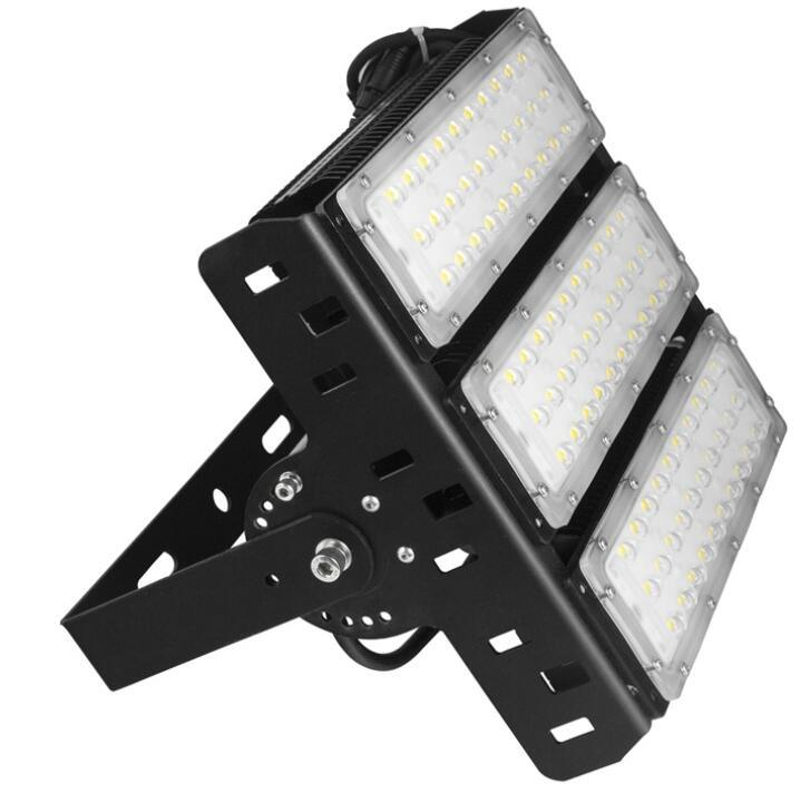 HBL-121/100W Luminária Industrial LED High Modular Bay Light 100W Branco Frio