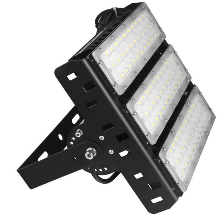 Luminária Industrial LED High Modular Bay Light 200W Branco Frio - HBL-121/200W