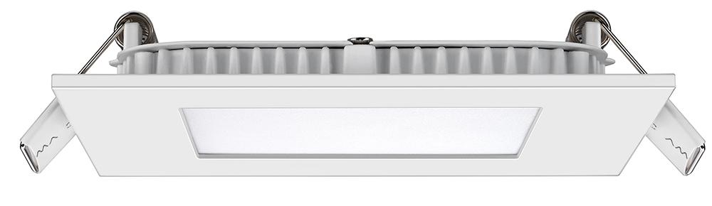 Luminária LED Embutir Quadrada 18W 6500K Bivolt ELGIN