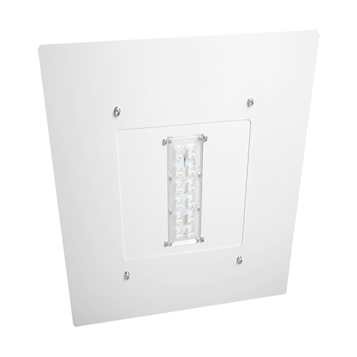 Luminária Posto de Gasolina Led  40W Lumiled Phillips 5.000 Lúmens - Equiv Lâmp 250W