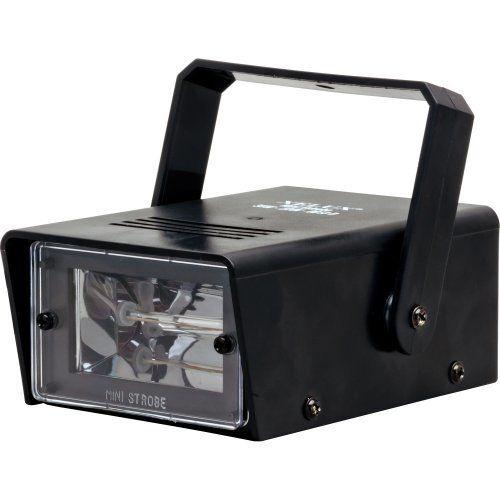 Mini estrobo com suporte 35W