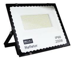 MINI REFLETOR LED - SMD 200 W - IP 67