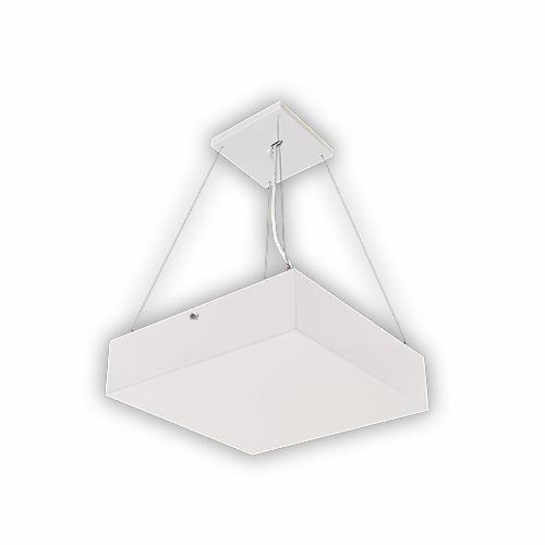 Pendente em Acrílico Translúcido - Branco R-930P