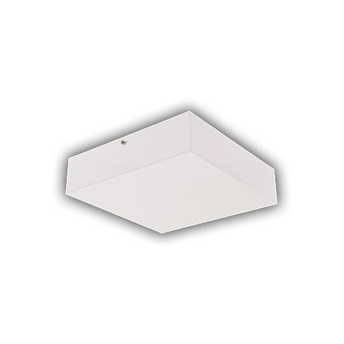 Plafon de Sobrepor em Acrílico Translúcido - Branco R-930