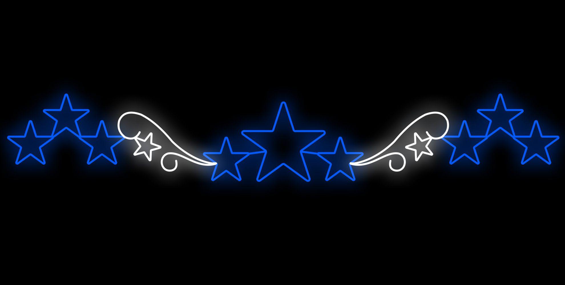 PO-030 - Painel Iluminado Led Constelação Preenchido- (Veja Opções)