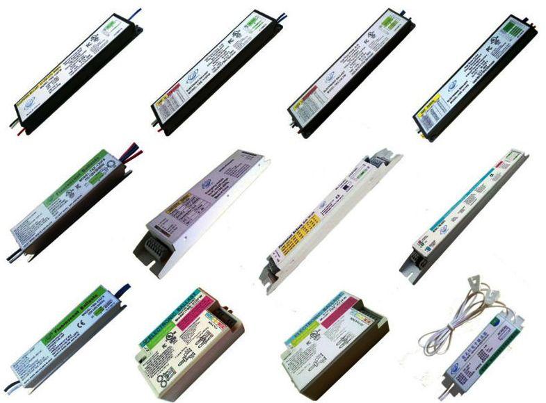 Reator Eletrônico  54W Bivolt para 2 Lâmpadas Fluorescente  220V Econoluz