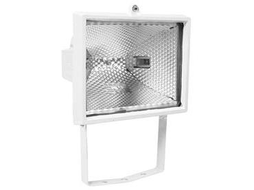 Refletor Lâmpada  150W para Lâmpada Halógena 78MM Branco - Sem Sensor