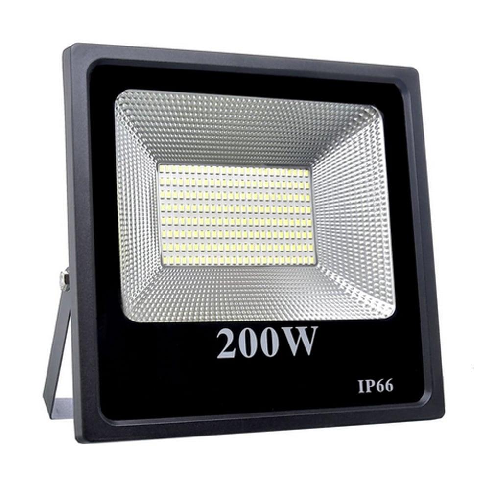 REFLETOR DE LED SMD - 200W - COR DO LED AZUL