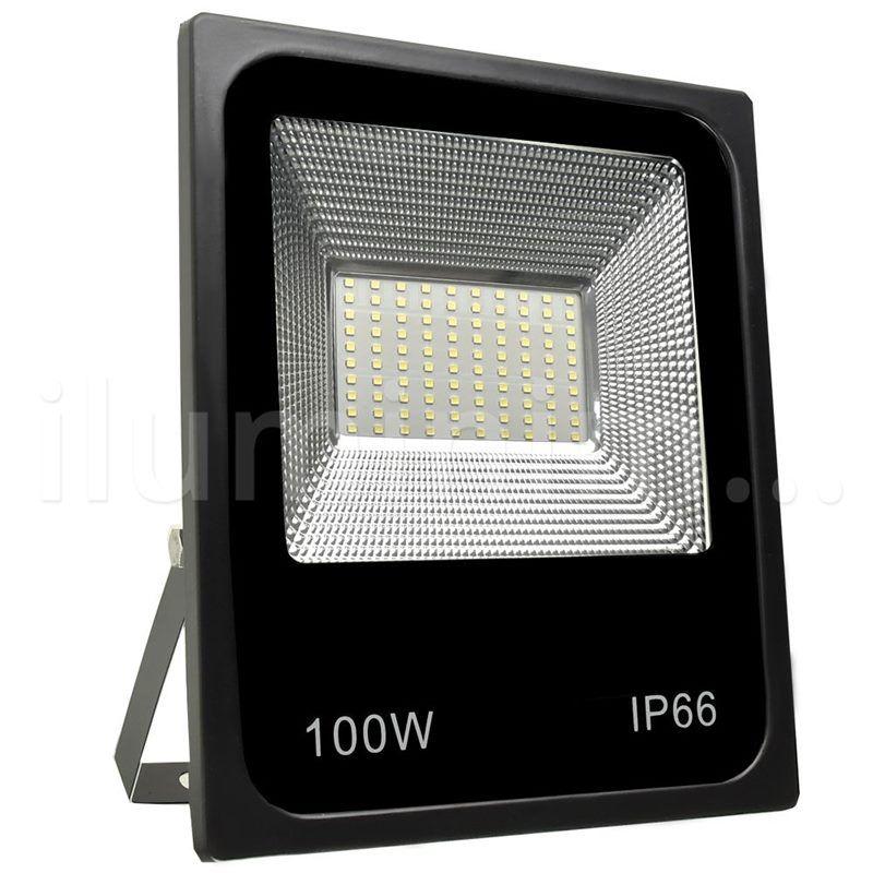 Refletor  Led  100W SMD Ip 66 Bivolt