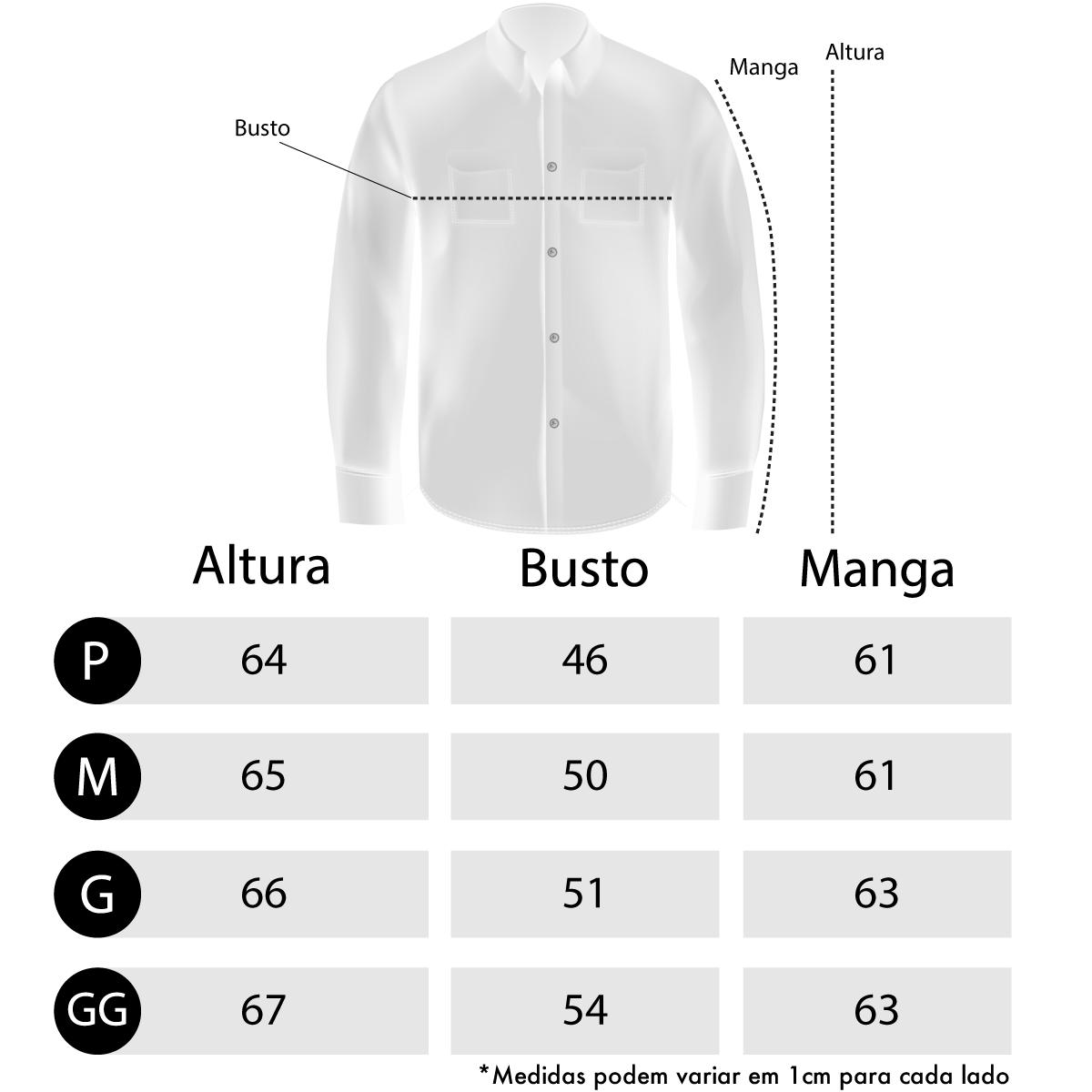 Camisa Marinho Feminina