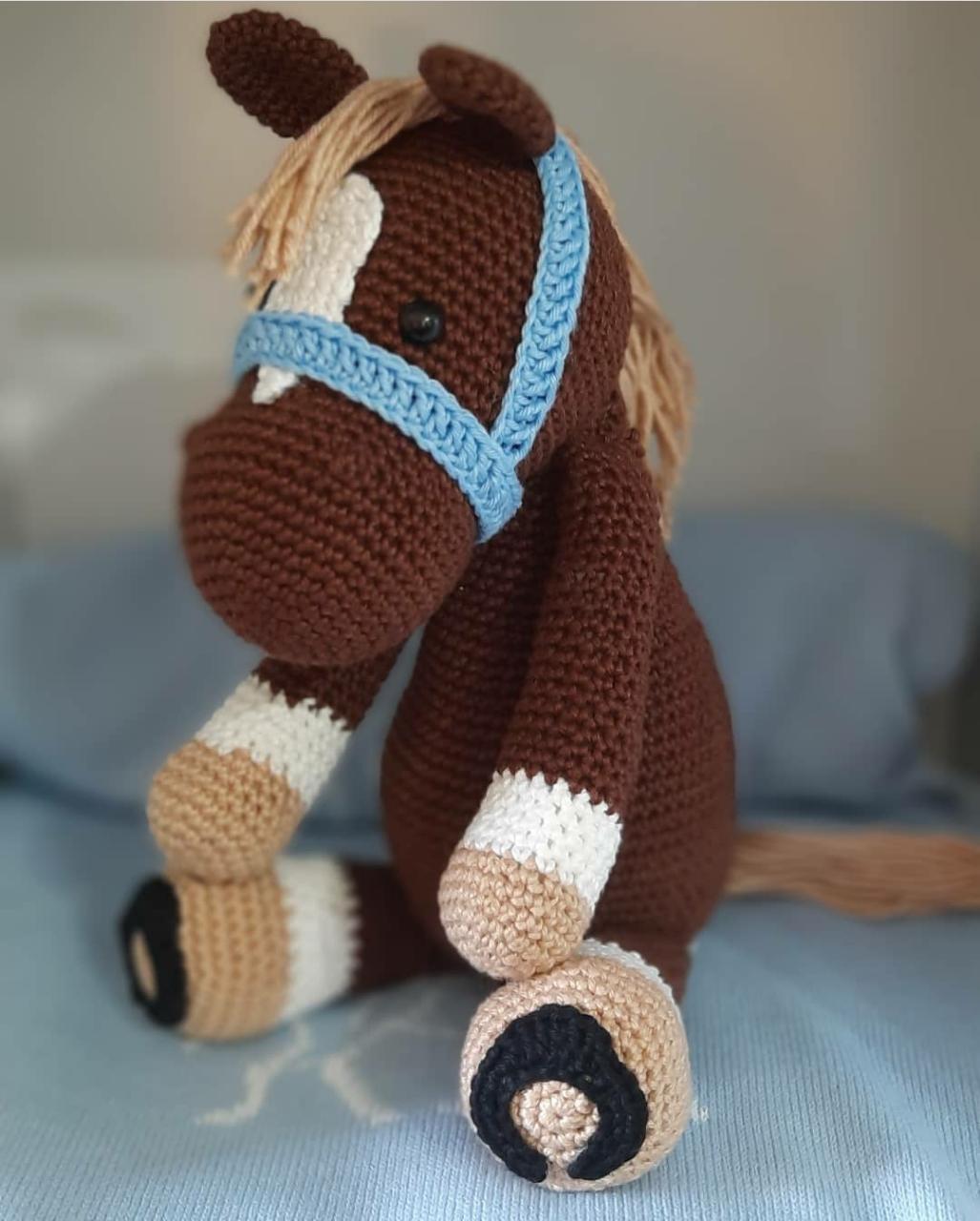 Mascote Cavalinho