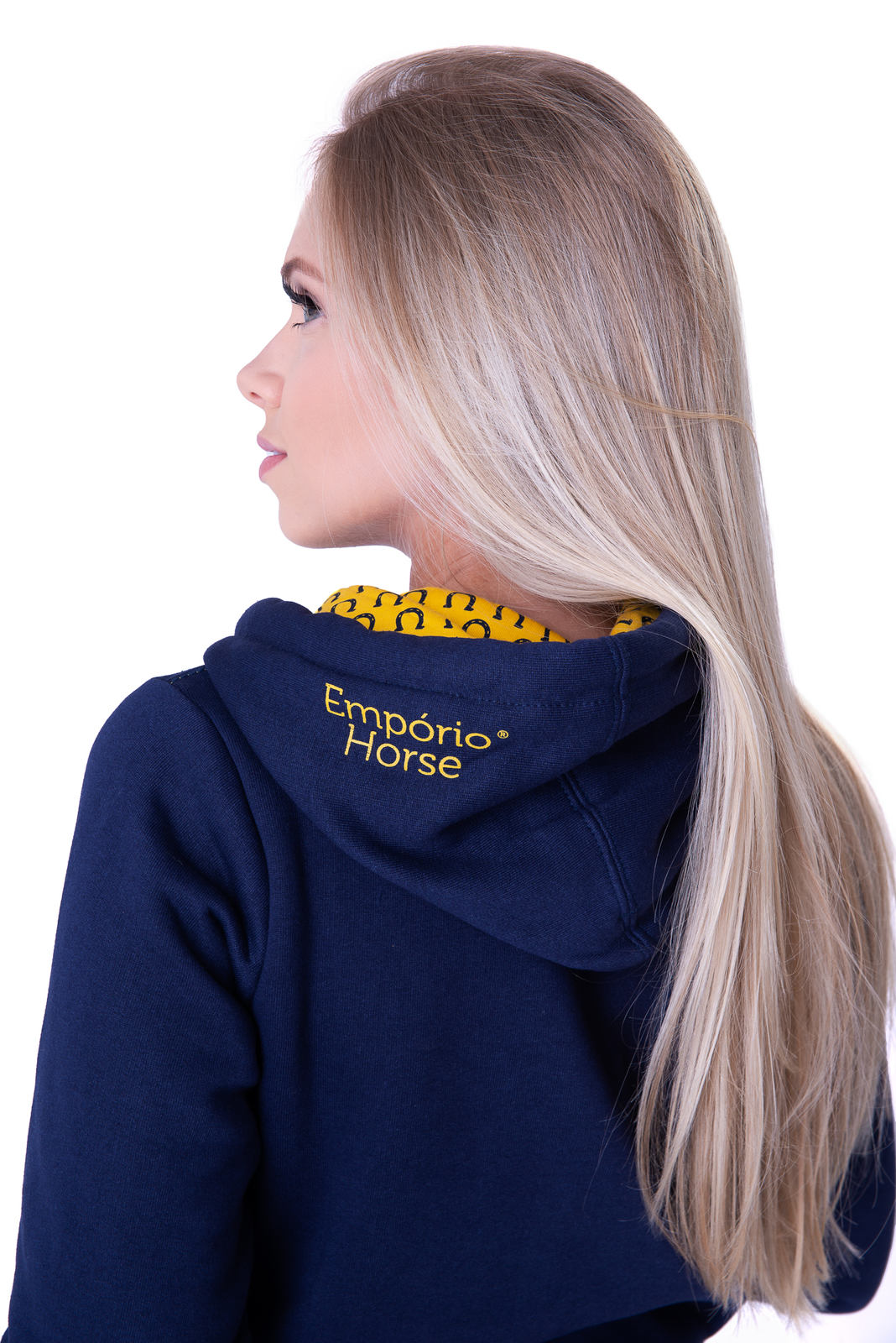 Moletom Equestrian