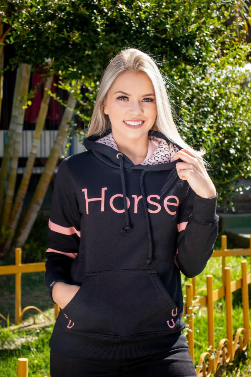 Moletom Horse