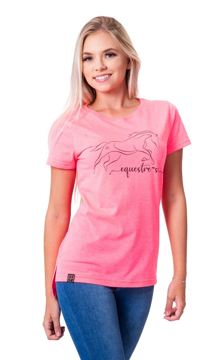 T-Shirt Equestre-se