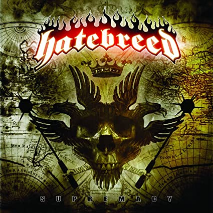 Hatebreed Supremacy CD