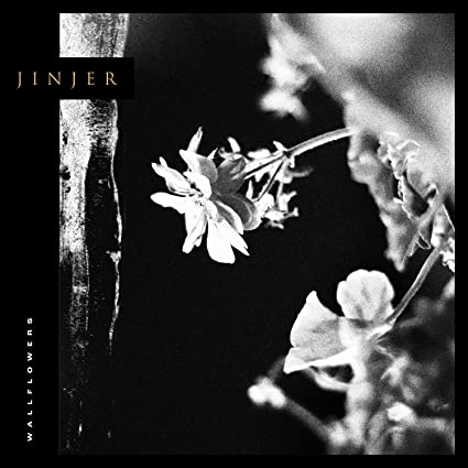 """Jinjer """"Wallflowers"""" CD"""