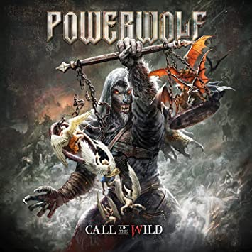 "Powerwolf ""Call Of The Wild"" (Deluxe Digipack) 2CD"