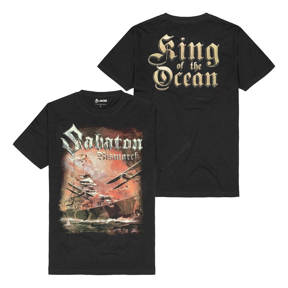 """Camiseta Sabaton """"Bismarck"""""""