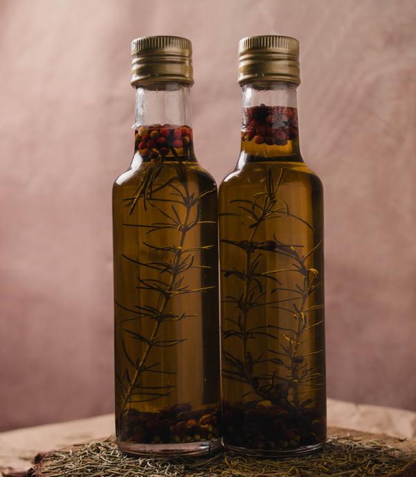 Azeite Aromatizado - 250ml