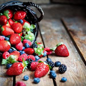 Conjunto de Frutas Congeladas (economize R$28)