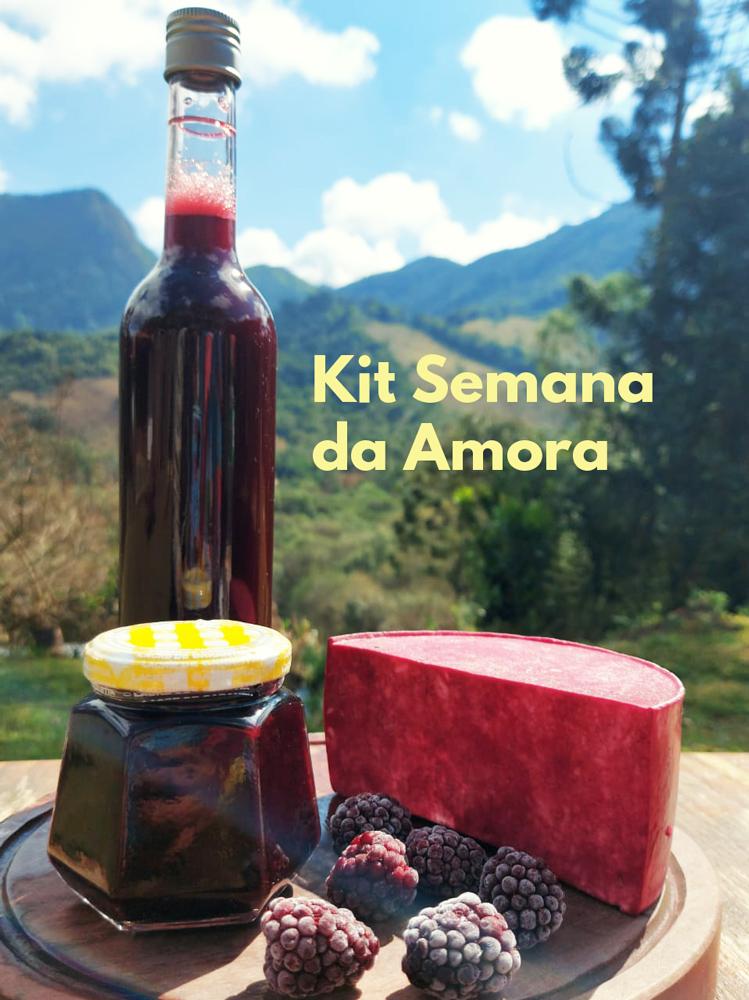 Kit Semana da Amora