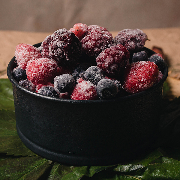 Mix de Berries Congelados - 1kg