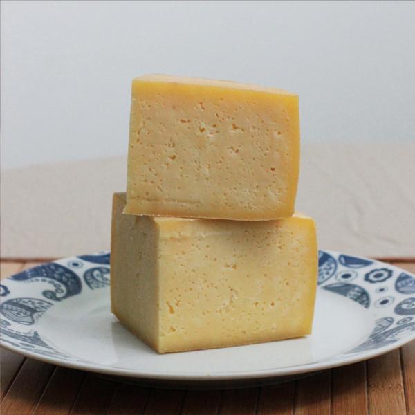 Parmesão Dois Leites (leite de Cabra e Vaca) - 350g