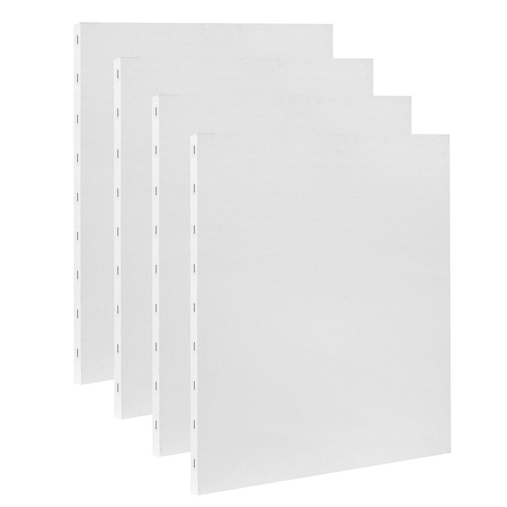Kit 10 Telas Comuns para Pintura 60x60cm
