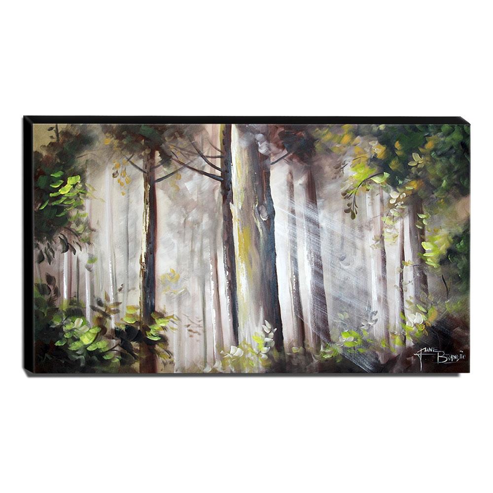 Quadro de Pintura Decorativo 70x120cm-1618