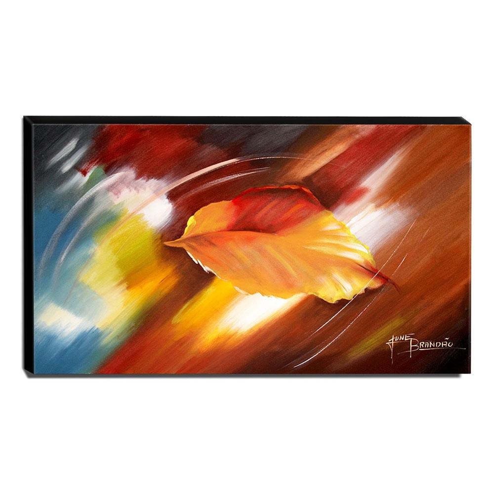Quadro de Pintura Decorativo 70x120cm-1631