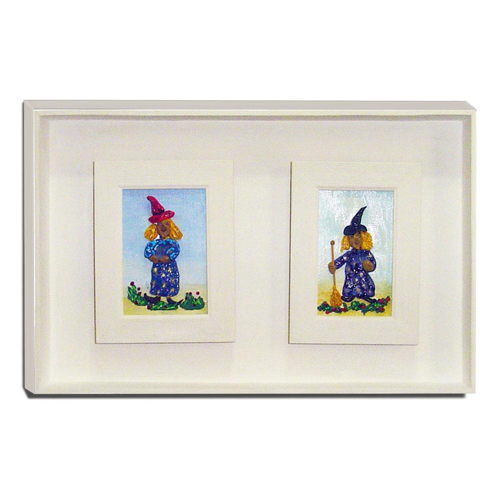 Quadro de Pintura Infantil 30x48cm - 0275